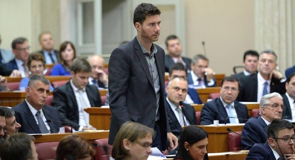Parlamentario croata compara a la OTAN con la Alemania nazi