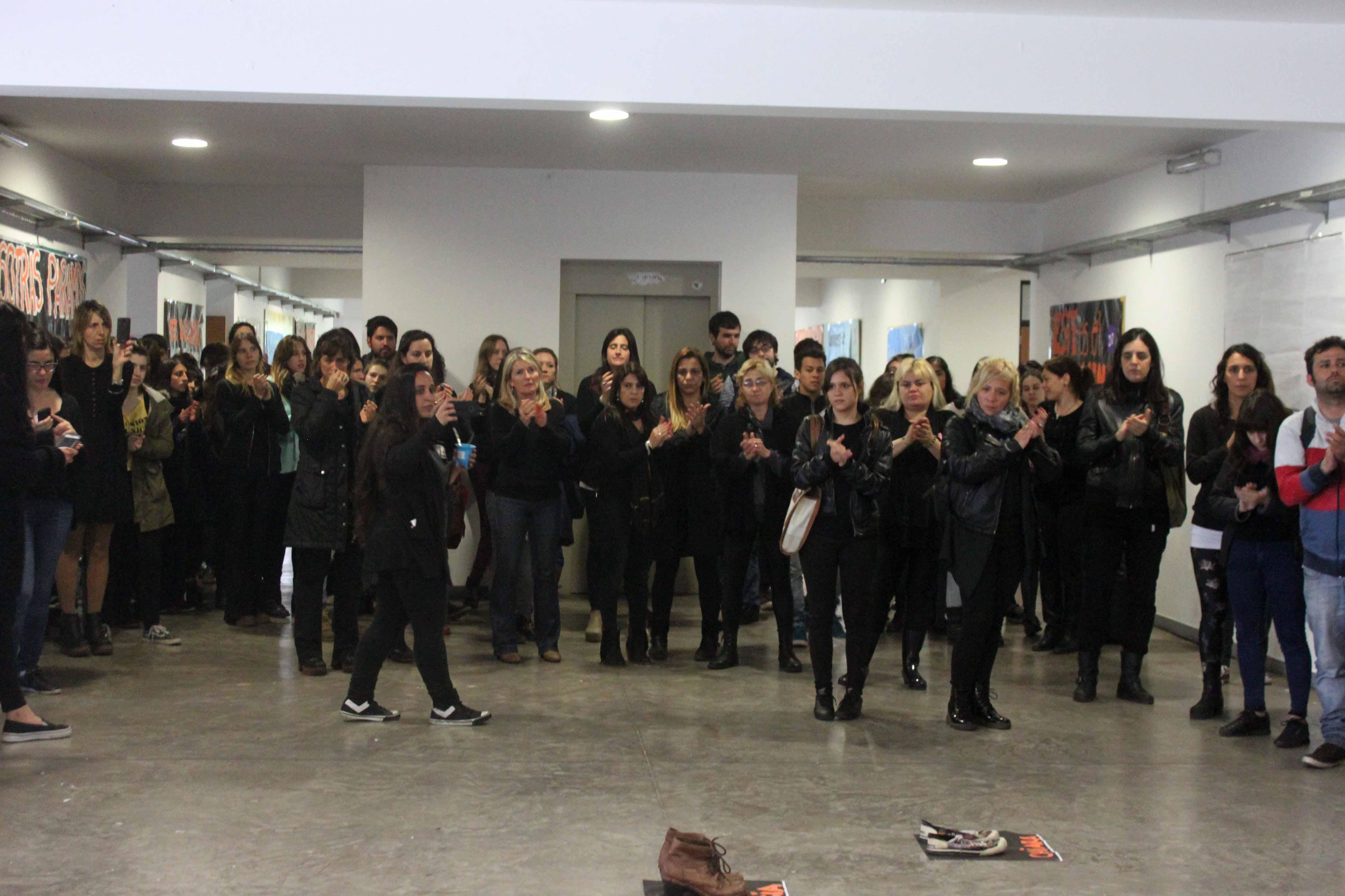 La facultad de Periodismo adhirió al Paro Nacional de Mujeres