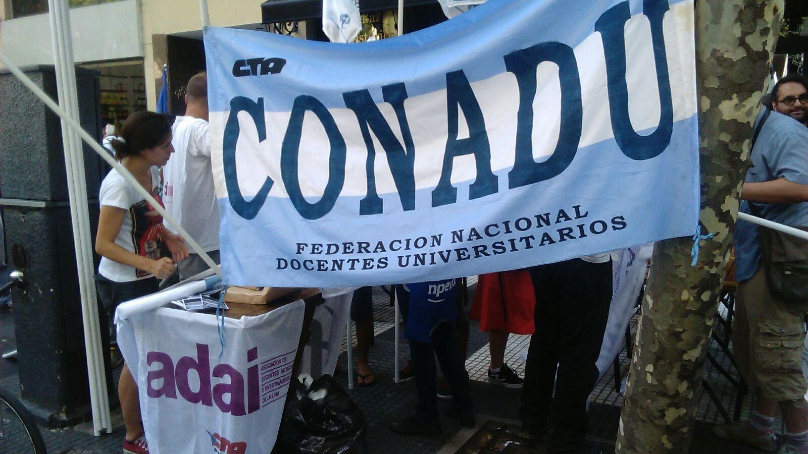 """CONADU: """"El proyecto del presupuesto 2017 para las universidades nacionales encubre un preocupante ajuste"""""""