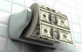 Para que Obama, Hillary y Trump lo miren por TV: parece que China y Arabia Saudita quieren que al dólar lo estruje un tsunami