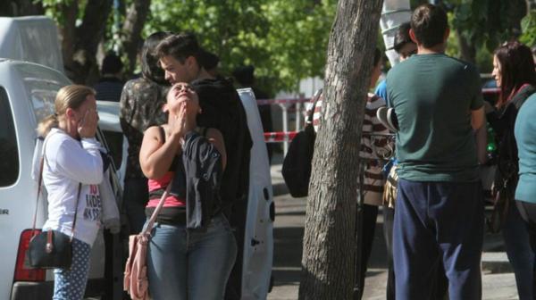 Una voz de alerta y desgarradora: pocas horas después de la portentosa marcha del Miércoles Negro, un varón cometió cuádruple femicidio en Mendoza