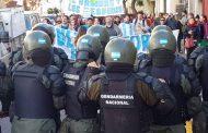 Macri utiliza a la Gendarmería en operaciones ilegales contra organizaciones sociales y partidos políticos