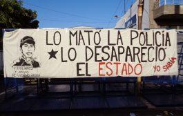 """""""A Luciano Arruga lo mató la Policía, lo desapareció el Estado y por eso queremos saber la verdad, toda la verdad"""", dijo  su hermana, Vanesa Orieta"""