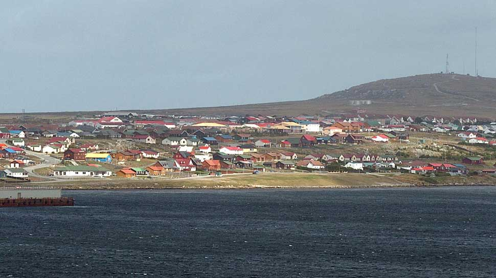 Gran Bretaña lanzará misiles desde Malvinas