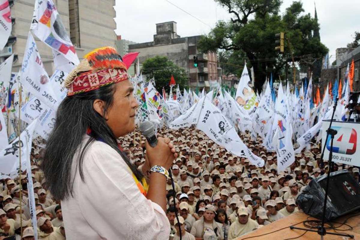 """Naciones Unidas le exige al macrismo la """"inmediata liberación"""" de Milagro Sala"""