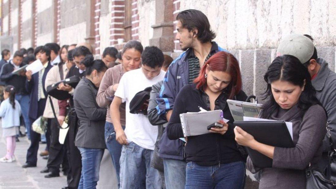 Las mujeres jóvenes son las más afectadas por la desocupación