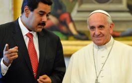 ¡Uy!, ¿el Papa Francisco se hizo chavista?