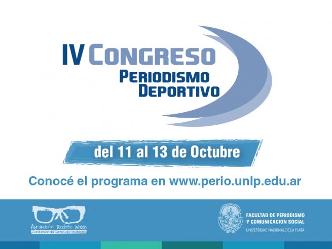 Comenzó el IV Congreso de Periodismo Deportivo