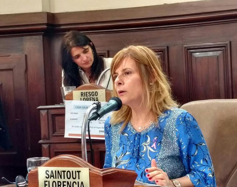 """La Plata: Saintout calificó como """"inadmisible"""" el aumento de impuestos municipales"""