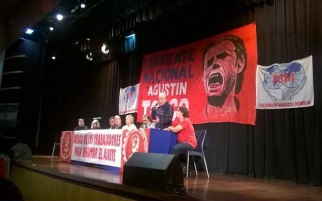 """La Corriente Nacional Agustín Tosco repudia """"el negociado tramposo del bono de fin de año, mientras las corporaciones acumulan desmedidas ganancias"""""""
