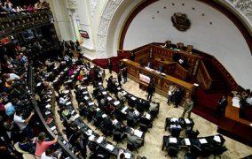 En una avanzada de la derecha, el Parlamento de Venezuela aprobó un acuerdo que podría dar paso al juicio político de Maduro
