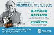 """Mario Wainfeld presentará en Periodismo su libro """"Kirchner, el tipo que supo"""""""