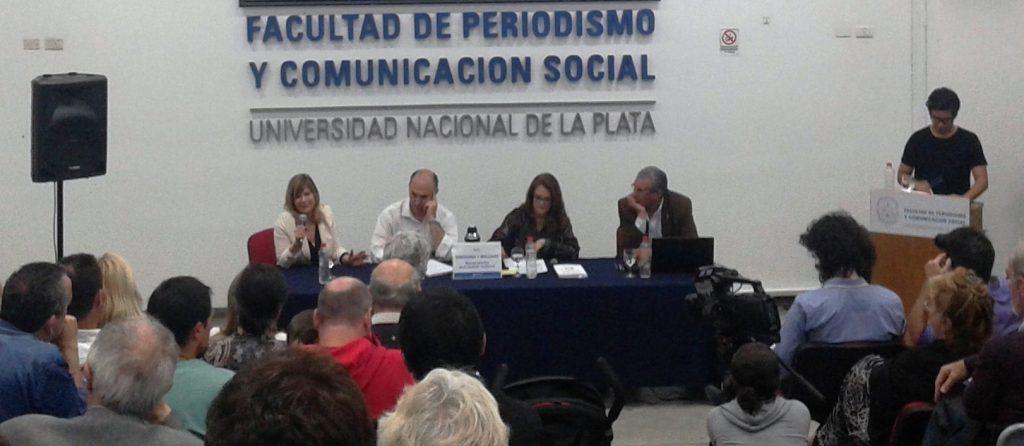 La actividad se realizó en el edificio Néstor Kirchner.