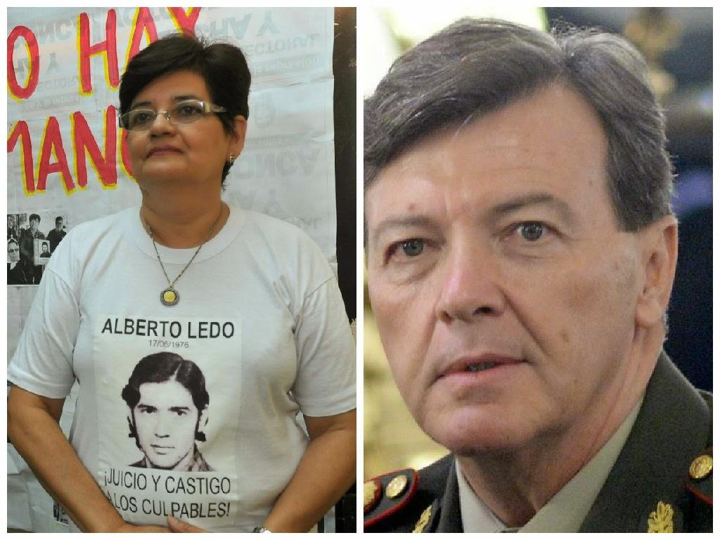 Siempre hubo suficientes pruebas para procesar a Milani por el delito de lesa humanidad pero la Justicia lo protege