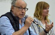"""Saintout participó de la presentación del libro """"Kirchner. El tipo que supo"""""""