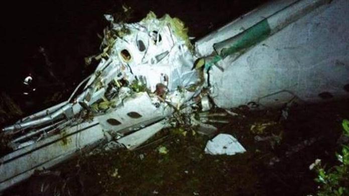 El fútbol de luto por la tragedia aérea que acabó con un club brasileño, el Chapecoense