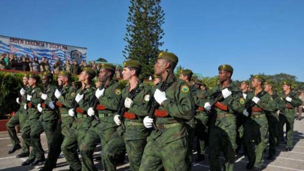 Tras la victoria de Trump, Cuba anuncia ejercicios militares defensivos