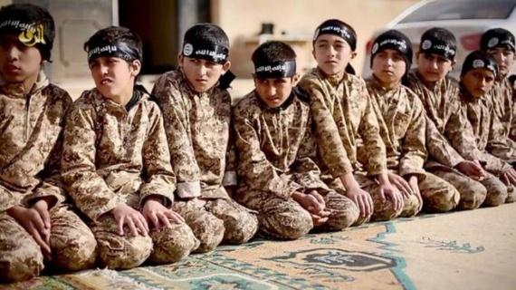 El Estado Islámico utiliza a niños con cinturones explosivos en el norte de Irak
