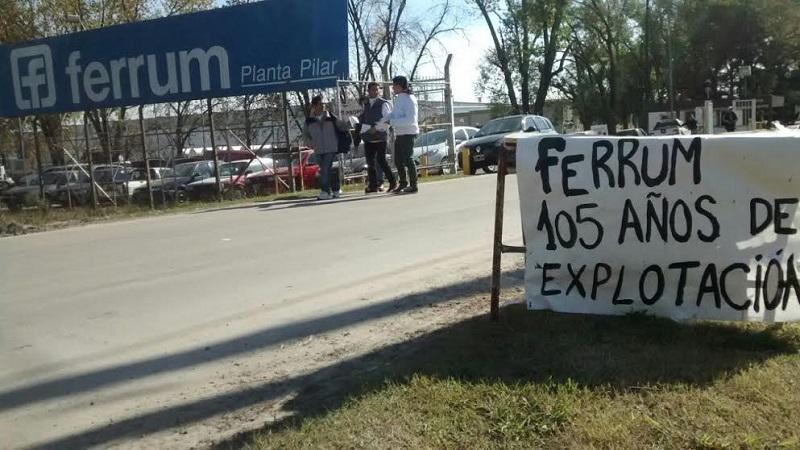 El empleo en la era Macri: Suspenden a 500 trabajadores por tiempo indeterminado en una fábrica de Pilar
