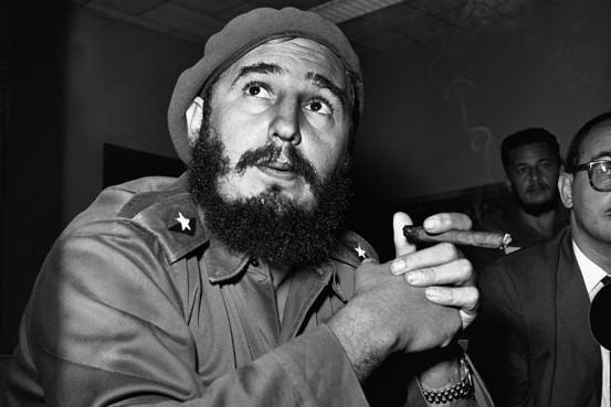 ¡Viva Cuba…Viva Fidel!