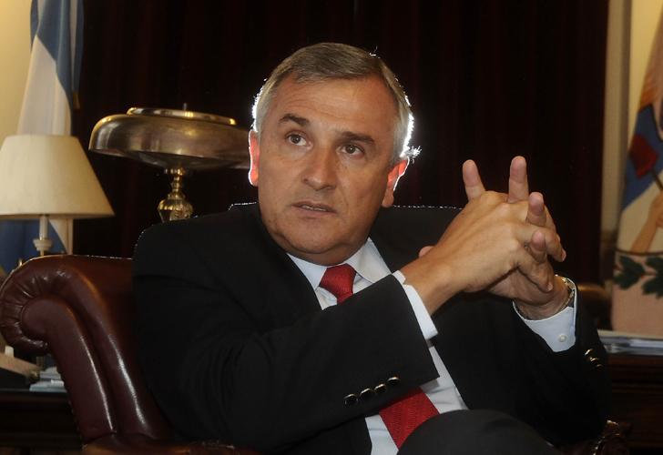 """Jujuy: """"Gerardo Morales le está ocasionando un daño irreparable a la democracia argentina"""""""
