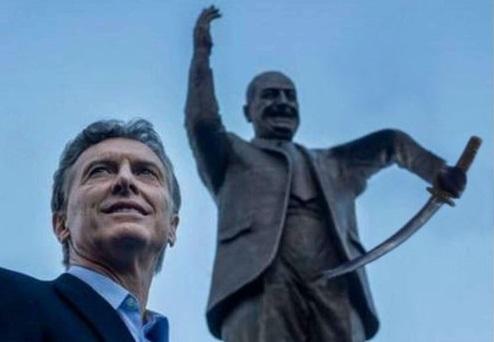 """¿Son """"el Evita"""" y las otras organizaciones sociales nucleadas alrededor del Vaticano la llave para la """"peronización"""" del gobierno de Macri?"""