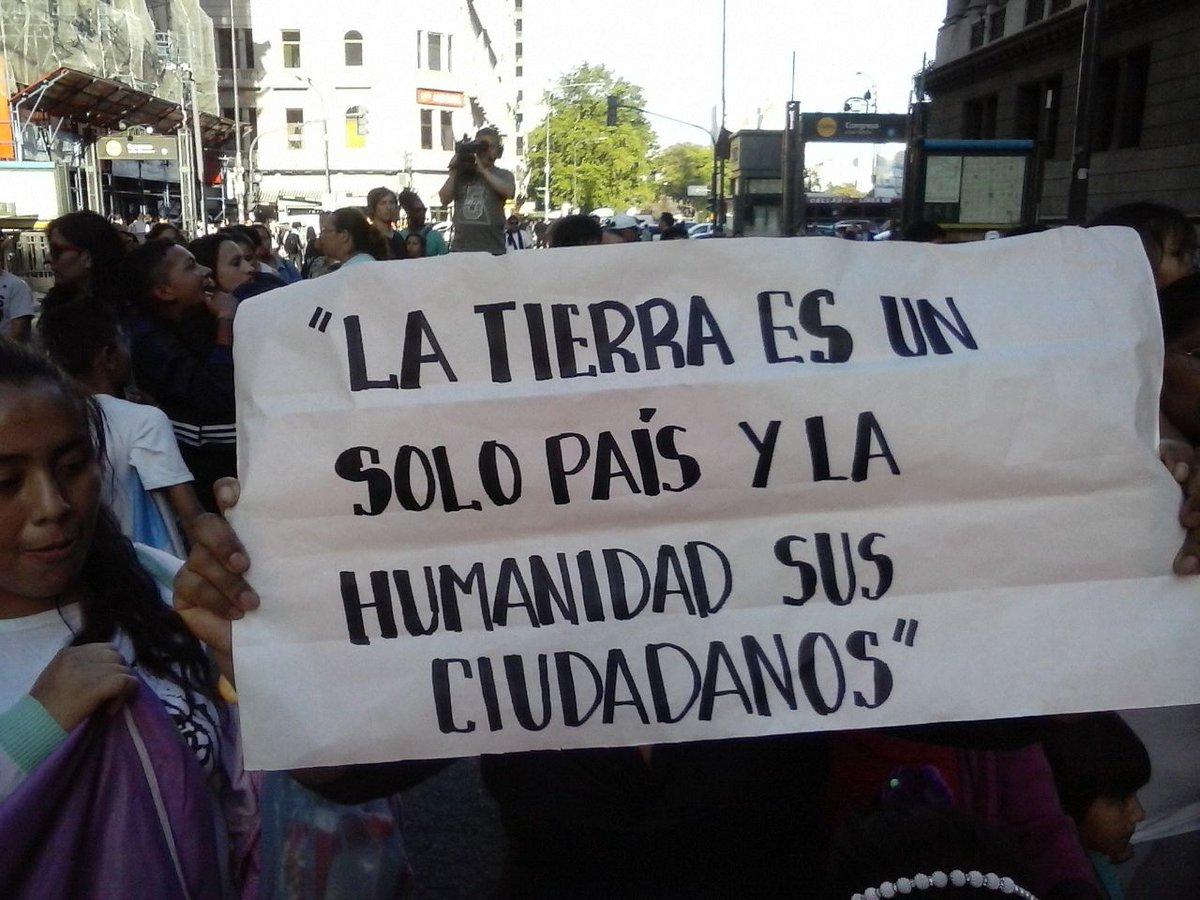 La xenofobia de Macri, Pichetto y Lanata es odio de clase