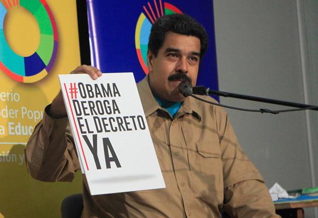 Exigen a Obama que derogue decreto injerencista contra Venezuela antes de dejar la Casa Blanca