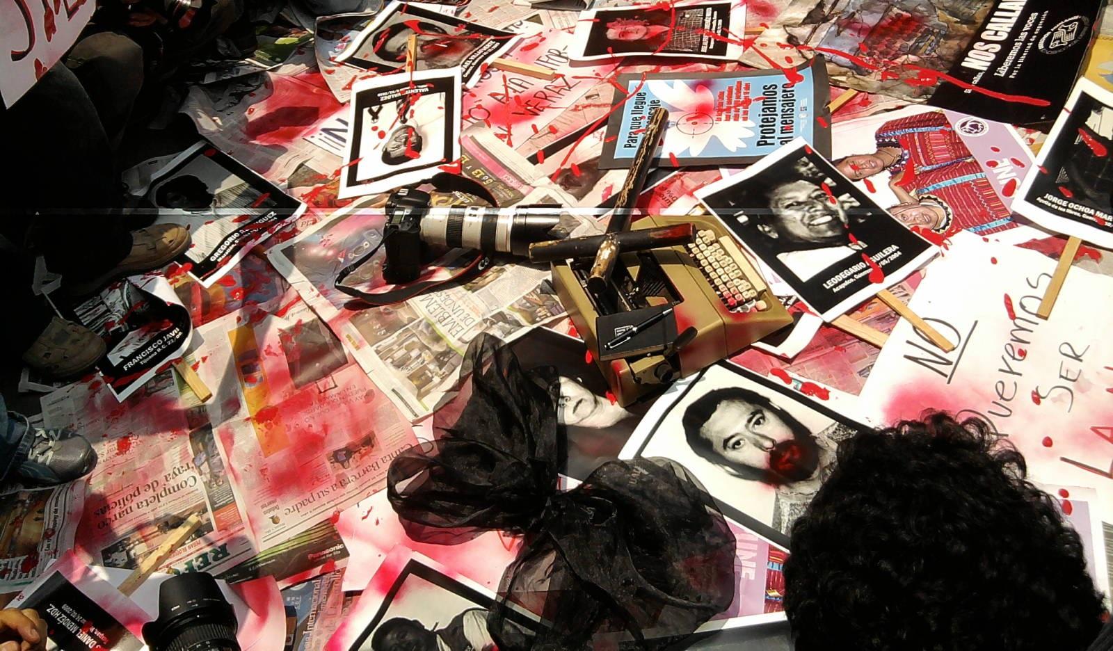 Un periodista es asesinado cada dos semanas en América