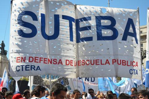 """Para Suteba, la decisión de Vidal de municipalizar los Comedores Escolares """"es un fracaso de la gestión provincial"""""""
