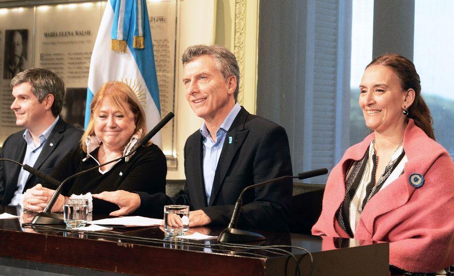 Macri y equipo arman offshore hasta con otros países y con fondos de la Anses