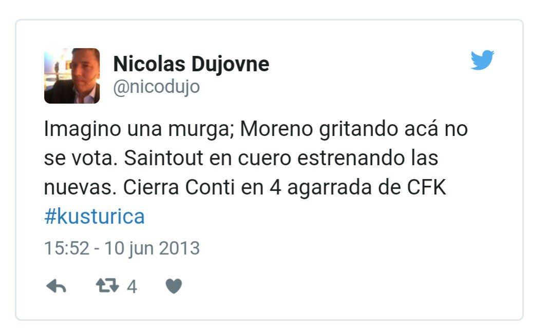 Saintout apuntó contra el nuevo ministro de Economía por sus declaraciones sexistas