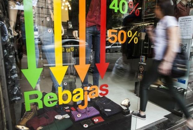 En noviembre cayeron las ventas minoristas un 8, 5 por ciento