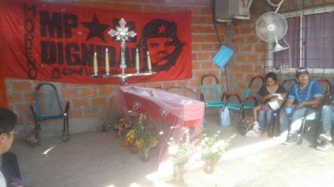 Tras el asesinato del militante popular César Méndez, denuncian la complicidad del Estado con los narcos que operan en los barrios bonaerenses
