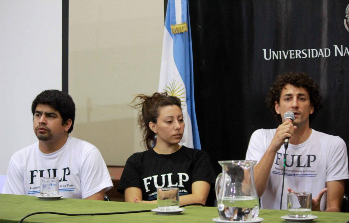 Julio López es Doctor Honoris Causa de la Universidad Nacional de La Plata