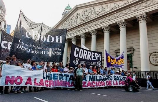 En la provincia de Gerardo Morales desestiman el reclamo de los organismos internacionales y le suman causas armadas a Milagro Sala
