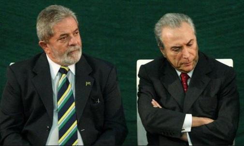 Brasil: Lula supera por 20 puntos al golpista Temer en las encuestas