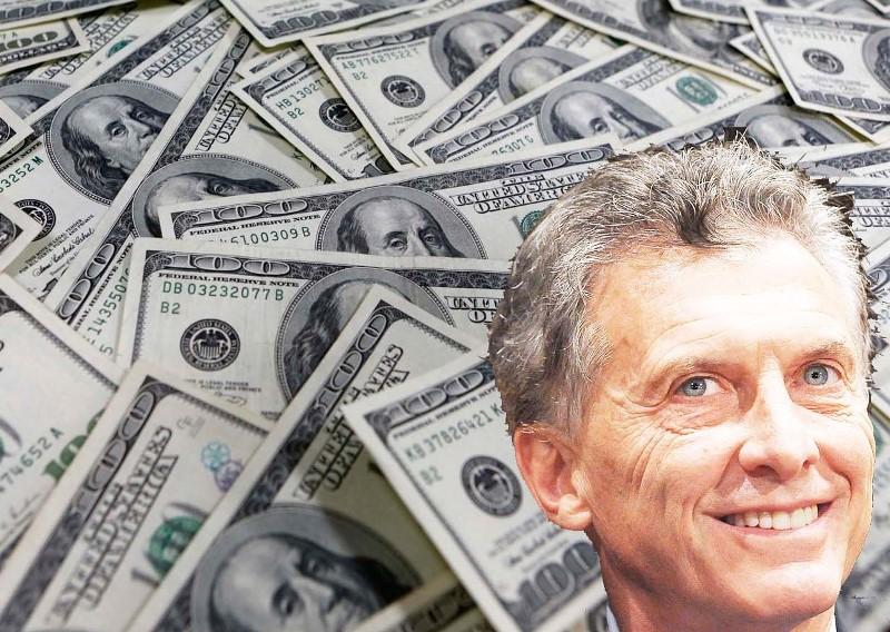 Ni Cristo, Ni Jehová, ni Alá: para Cambiemos Dios es verde y se llama dólar