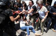 En un Estado sin derecho como Jujuy, reprimir a una diputada nacional se justifica