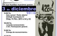 La carrera en homenaje a Miguel Benancio Sánchez llega a La Plata