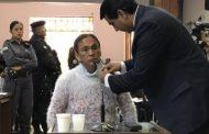 A pesar de que no participó del escrache a Morales, Milagro Sala fue condenada a tres años de prisión en suspenso