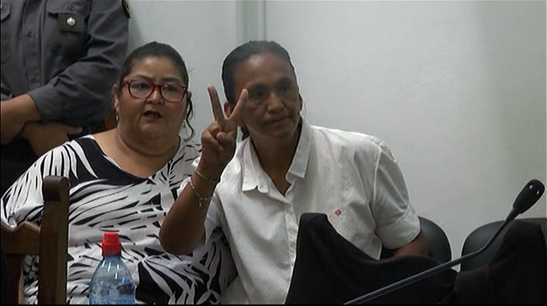 """La """"payasada"""" de juicio a Milagro Sala en Jujuy entró en cuarto intermedio hasta el miércoles próximo"""
