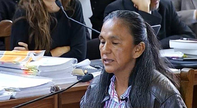 """""""La bronca y la indignación de Morales es porque soy peronista y porque he decidido defender las banderas de la dignidad"""", dijo Milagro Sala"""