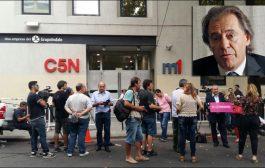 Macri aumentó los ingresos por pauta oficial de C5N y los otros medios del Grupo Indalo, supuestamente opositores, en un 32 por ciento