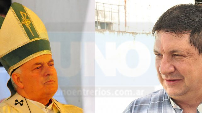 ¡Ma' que Odebrecht ni Odebrecht!; en Entre Ríos las coimas las ofrece el mismísimo Arzobispo, parece que encubridor de curas abusadores