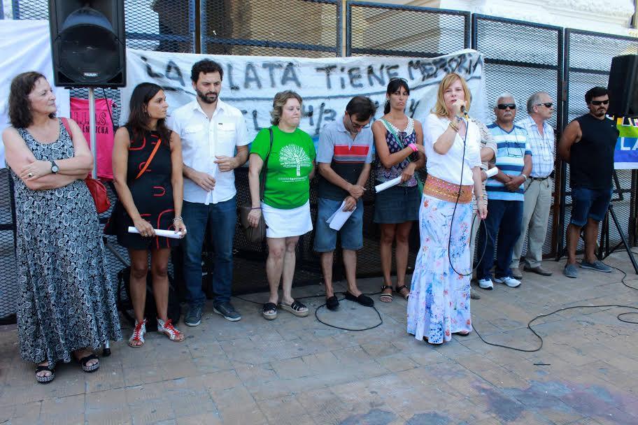 """""""No conciliamos, no perdonamos, seguimos peleando por justicia, memoria, verdad y libertad y los vamos a demostrar movilizándonos el 24 de Marzo"""""""