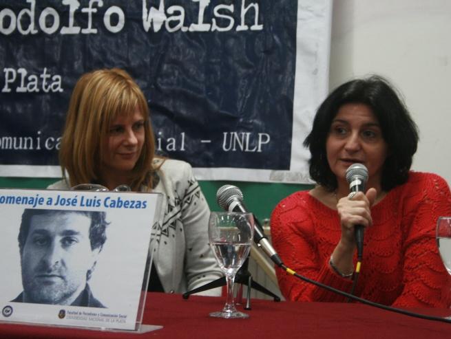 La facultad de Periodismo de la UNLP reivindica el compromiso de José Luis Cabezas