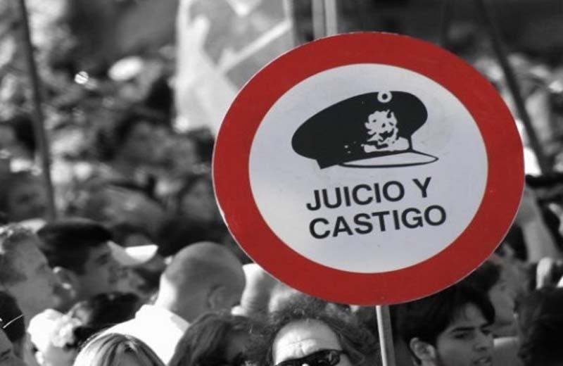 Lesa Humanidad: En la gestión de Macri hubo menos juicios, menos fallos y más demoras
