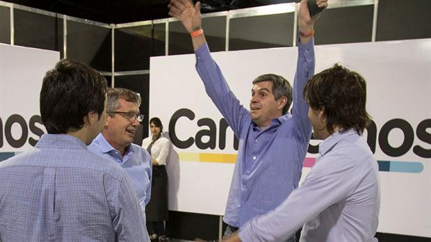 Macri en el gobierno, Marcos Peña y los Braun en el poder