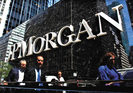 Acaba de fundarse la República JP Morgan; antes le decían Argentina